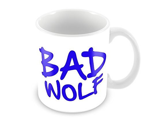 Bad Wolf 11 Oz Coffee Mug
