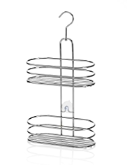 2 Tier Oval Shower Hanger