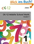 CK-12 Middle School Math Grade 7, Vol...