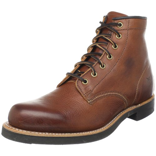 Frye Arkansas Mid Lace Mens Ankle Boots 87052 Arkansas Mid Lace Rdd 10 UK, 44 EU, 11 US