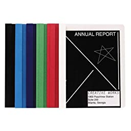Sparco 71456 Report Covers w/ 3 Fasteners 1/2 Capacity 25/BX Dark Blue SPR71456 SPR 71456