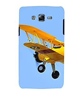 printtech Sky Airplane Propeller Back Case Cover for Samsung Galaxy A3 / Samsung Galaxy A3 A300F