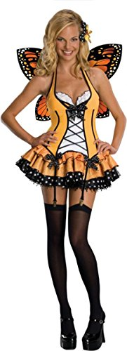 Rubie's Costume Co Women's Fantasy Butterfly Adult Costume, Small