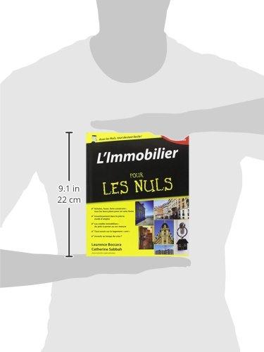 Immobilier 4e pour les nuls catherine sabbah first broche 28 08 2014 book ebay - L immobilier pour les nuls ...