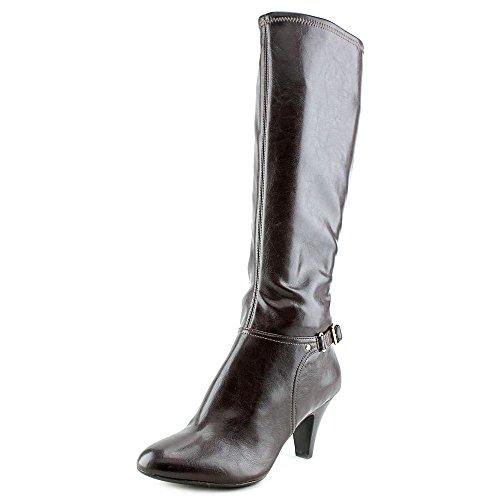 naturalizer-britta-damen-us-11-braun-breit-mode-knie-hoch-stiefel