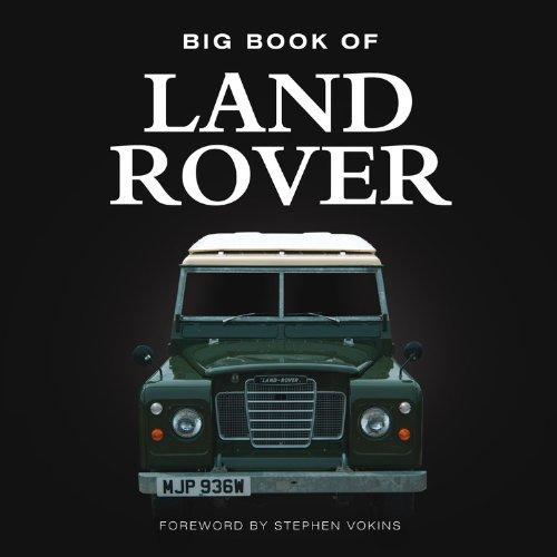 big-book-of-land-rover-big-books