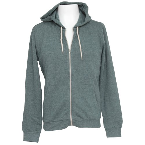 Brave Soul Mens Plain Hooded Casual Wear Jumper/Hoodie (5 Colours) (L - 42inch - 44inch) (Green)
