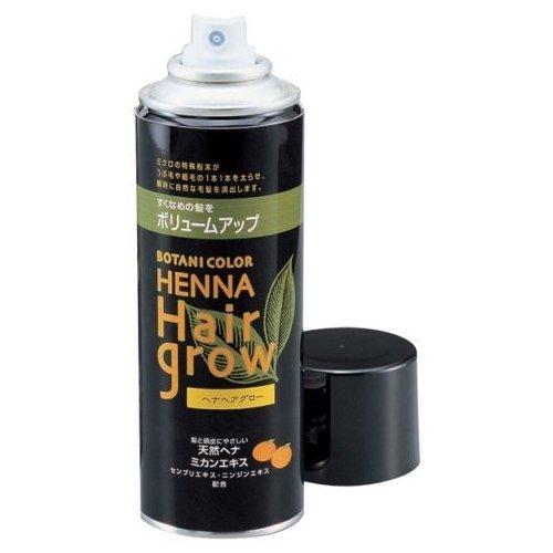 ヘナ ヘアグロー ブラウン 150g