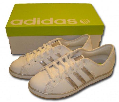Adidas Damen Sneaker 'Santa Rosa Stripe' weiß