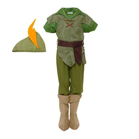 Disney original – Peter Pan – Kostüm für Kinder – Alter 5 / 6 Jahre als Geschenk