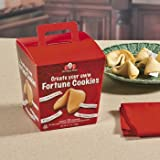 Create-Your-Own Fortune Cookies Kit - Baking