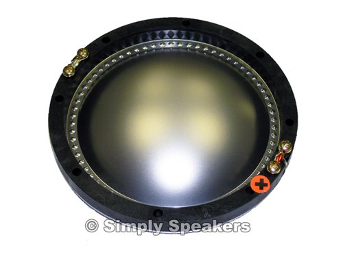 Ss Audio Jbl Speaker Replacement Horn Diaphragm 2445-J, 2445J, Horn Drivers