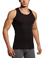 Macroman M-Series Men's Cotton Vest - B00K13QX48