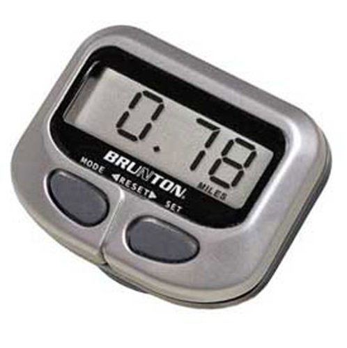 Cheap Brunton Pedometer with Alarm (F-PED1204)