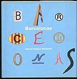 Barcelonas (0860913538) by Montalban, Manuel Vazquez