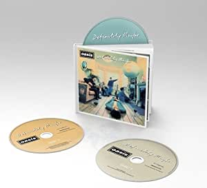 Definitely Maybe [Remastered][20th Anniversary Deluxe Edition][24 Page Booklet]