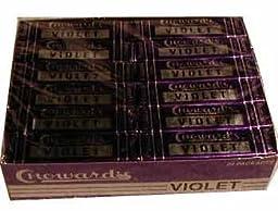 C Howards Mints 24-Packs Violet