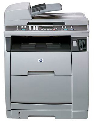 Hp Color Laserjet 2840 All-In-One Printer/Copier/Scanner/Fax (Q3950A#Aba) back-876881