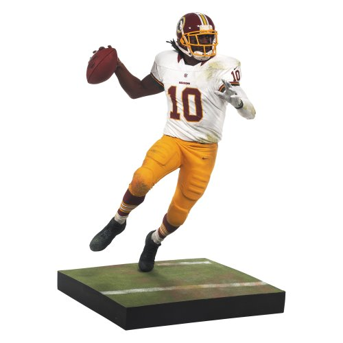 McFarlane Toys NFL Series 32 Robert Griffin III-Washington Redskins Action Figure - 1