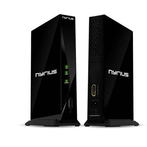 Nyrius ARIES NAVS500 HD 1080p HDMI Digital Wireless Audio Video Sender Transmitter & Receiver System with IR Remote Extender