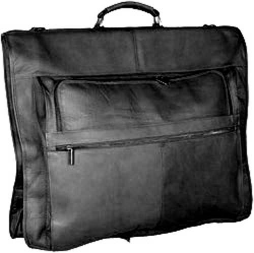 david-king-co-42-inch-garment-bag-deluxe-black-one-size