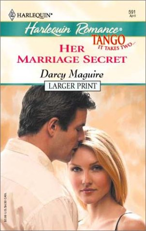 Her Marriage Secret, DARCY MAGUIRE