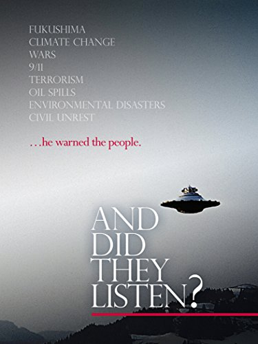 And Did They Listen? on Amazon Prime Instant Video UK