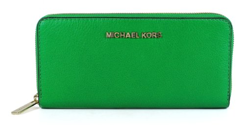 Michael Kors Bedford Genuine Leather Za Continental Wallet Palm
