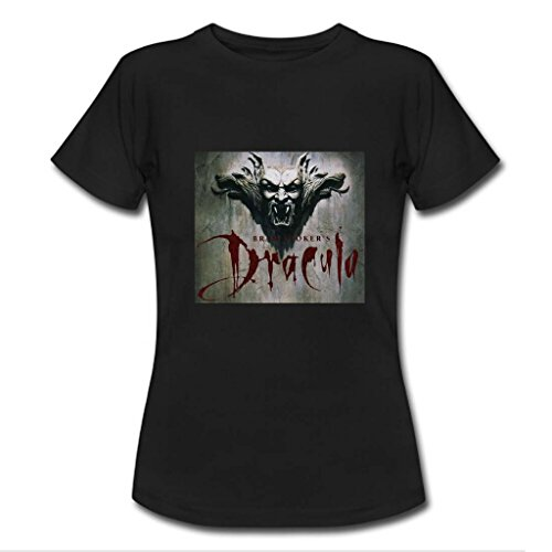 Nesth The King Vampire of Dracula Womens Ladies Tee Shirt Customized Cotton Tee