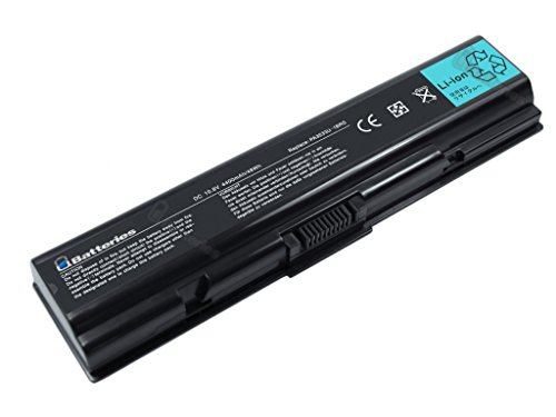 UBatteries Laptop Battery Toshiba Satellite L305D-S6805A - 6 Cell, 4400mAh coupon codes 2016