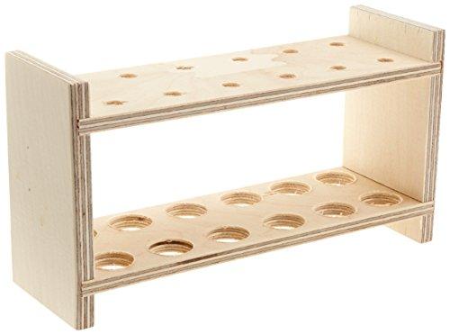diametro-neolab-e-mu-7052-provetta-struttura-legno-per-2-x-6-bicchieri-foro-20-mm