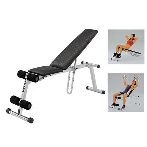 Kettler Rowing Machines Kettler Universal Bench 7410 600