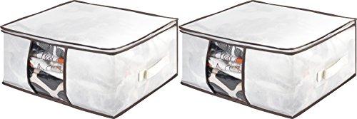 Extra Slim Under Bed Storage: Underbed Storage Bin