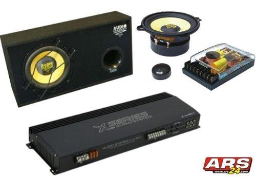 Audio system x-iON haut-parleur plat-lot de 130