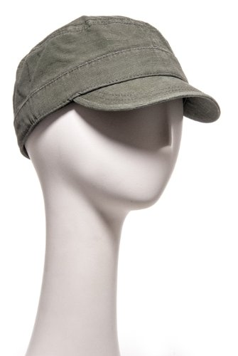 Goorin Bros. Private Casual Cadet Hat - Olive