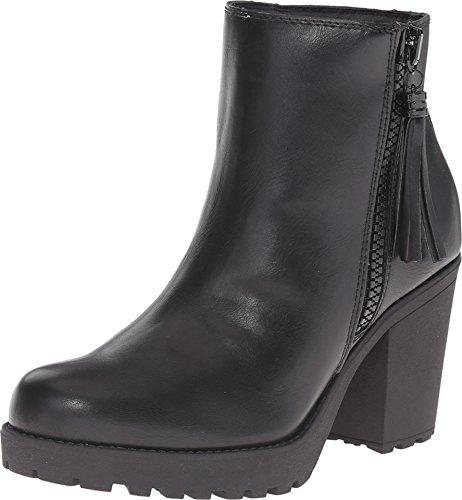 Madden Girl Women's Como Boot, Black Paris, 8.5 M US