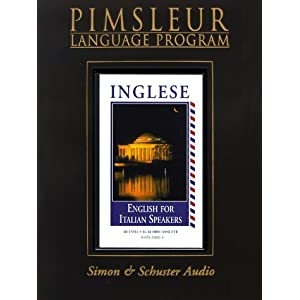 English for Italian Speakers I - Pimsleur