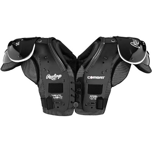 Rawlings Combat 36L Football Shoulder Pad (Medium)