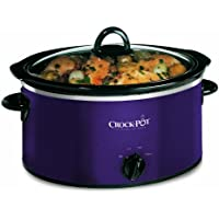 Crock-Pot Slow Cooker, 3.5 Litre - Aubergine