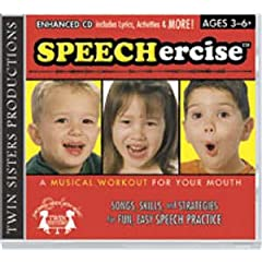 Speechercise CD