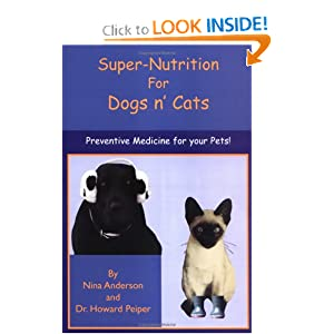 Super Nutrition for Dogs n' Cats