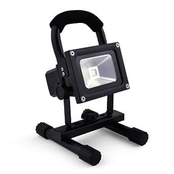 epistar implotex 10 w battery operated led site light. Black Bedroom Furniture Sets. Home Design Ideas
