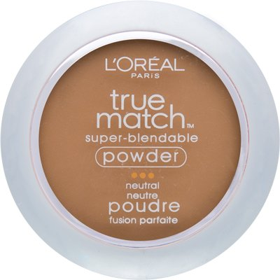 Buy L'Oreal True Match Super-Blendable Powder ( Neutral ) N6 Honey Beige