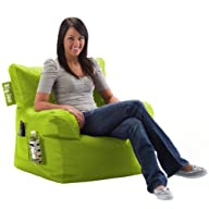 Big Joe Dorm Chair, Spicy Lime