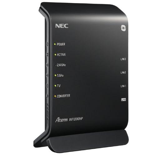 NEC AtermWF1200HP PA-WF1200HP