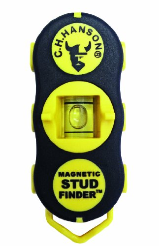 CH Hanson 03040 Magnetic Stud Finder (Center Marking Tool compare prices)
