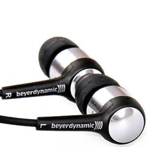 Beyerdynamic DTX101iE Écouteurs intra-auriculaires 102 dB Prise jack 3,5 mm Noir/argent