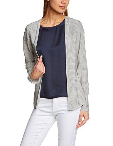VILA CLOTHES 14027271 - Maglione da donna, colore multicolore (black iris), taglia  L