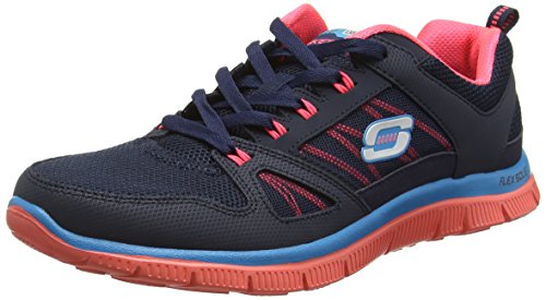 Skechers-Flex-Appeal-Spring-Fever-Zapatillas-de-deporte-para-mujer