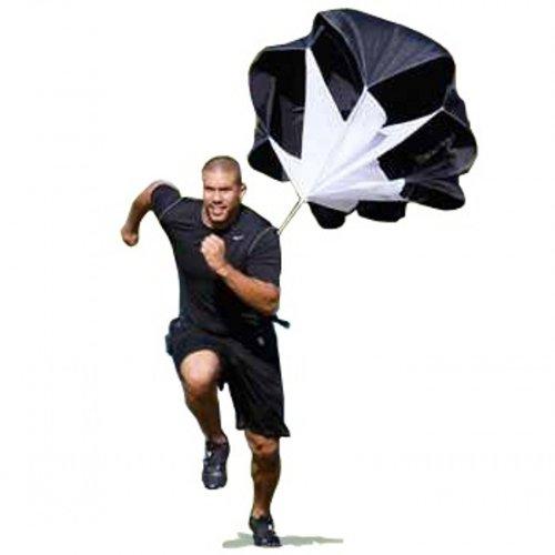AGPtek® 48 inch Speed Training Resistance Parachute Running Chute Power (Medium)